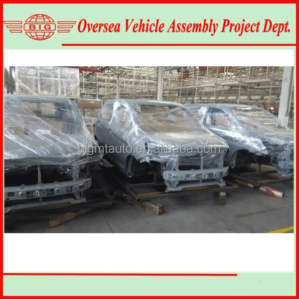Oversea Plant Assembly China CKD SKD Automobile