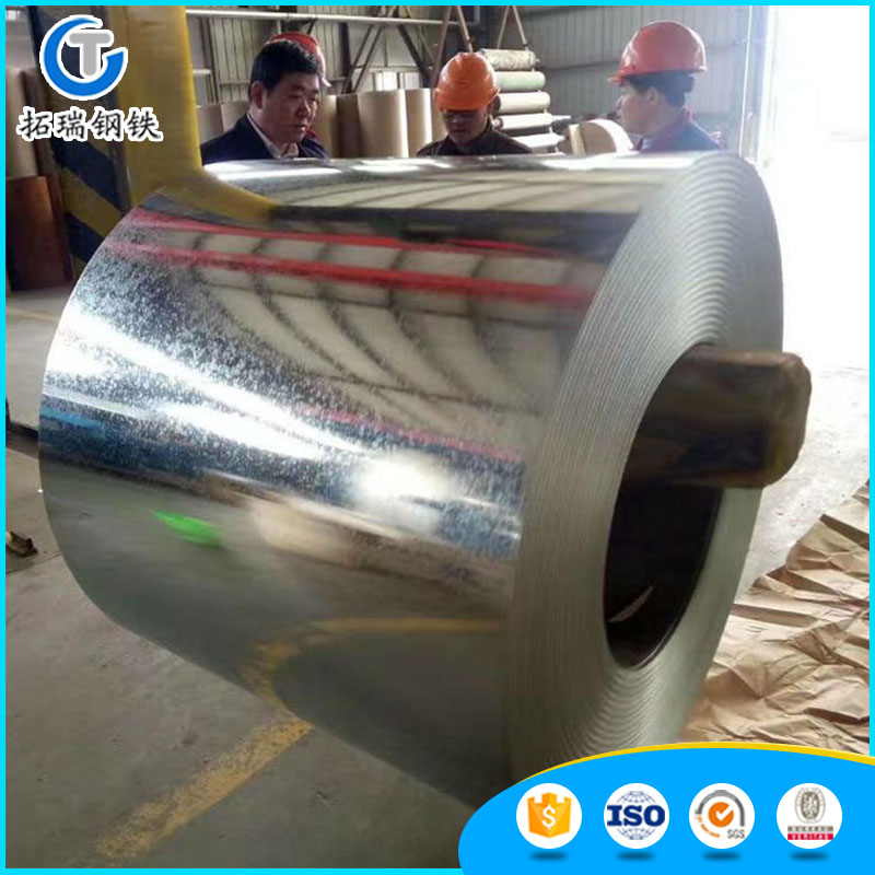 sgcc a653 z120 full hard soft High-strength steel plate any fixed length Hot dip galvanized steel coil prices