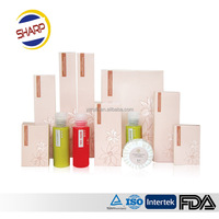Branded toiletries for hotels, personalized wholesale hotel toiletries