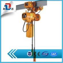 3m Standard Small Wireless Remote Control Mini Electric Chain Hoist /Crane Lift with Suspended Scaffolding