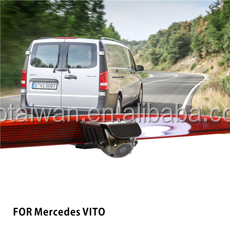 3rd Brake light/back up camera150 degrees wide view angle 420TVL with IP68 for Mercedes VITO