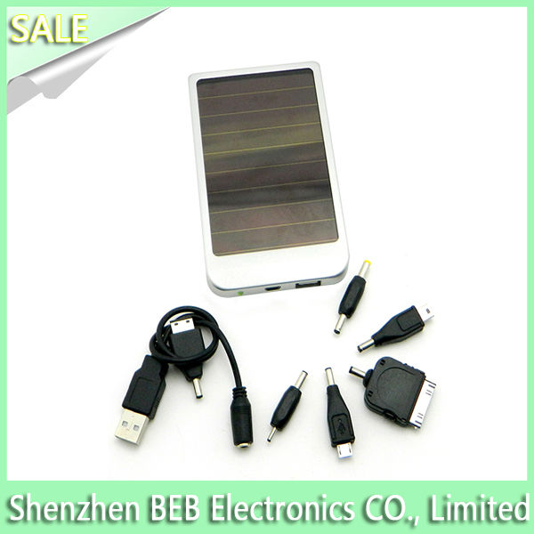 Wholesale aa solar battery charger for all kinds mobilephone