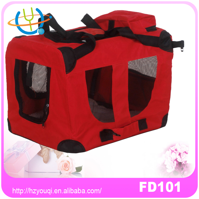 Best Durable Deluxe Travel Pet Dog Cat Carrier Free Shipping on order