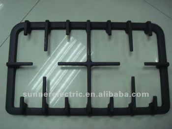 gas cooker cast iron grid
