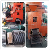 Coal powder briquette machine, ball press machine, powder pellet making machine