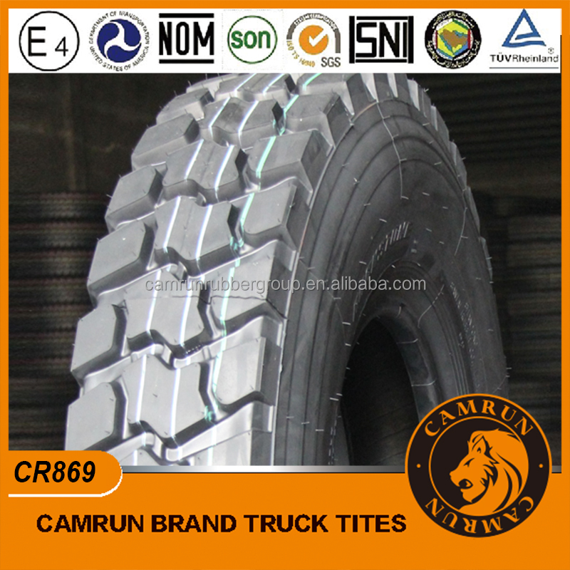 china CAMRUN tire supplier best selling 10.00R20 car tyre for UAE market