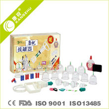 2012 New product acupuncture suction cupping