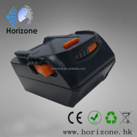 Replacement power tool li-ion battery for 18V Rigid AEG BFL 18 AC840084, L1815R, L1830R