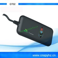 cheap gps car tracker GT02 with motion sensor car anti-theft alarms GPS tracker