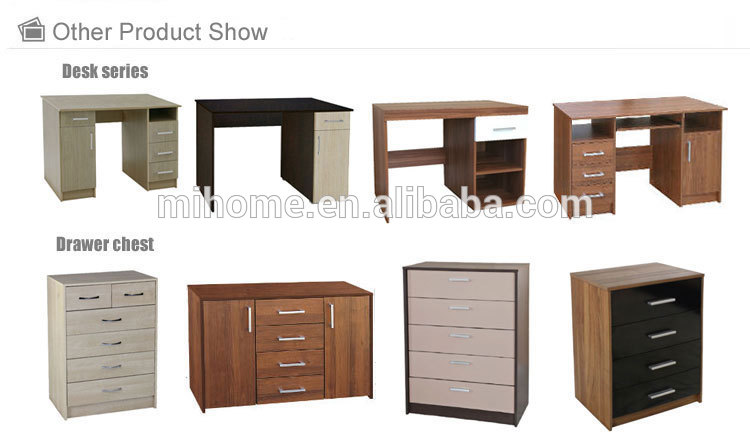 12mm mdf for furniture usuage matt woodgrain pvc film for Furniture dapur