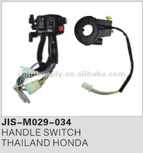 Motorcycle handle switch for THAILAND HONDA