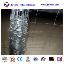 Professional ISO Manufacturer nylon coated grassland fence/pvc coated horse fencing mesh