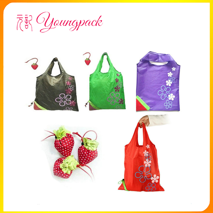 Professional foldable polyester bag with high quality