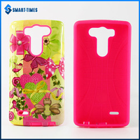 [Smart Times] OEM Design and TPU and PC 2 in 1 Case for LG for G3 MINI