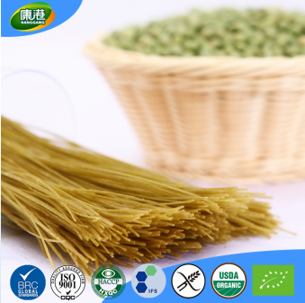 EU food safety standard organic low calorie high protein noodle pasta