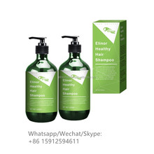 Best seller black hair color shampoo, Elinor hair shampoo!