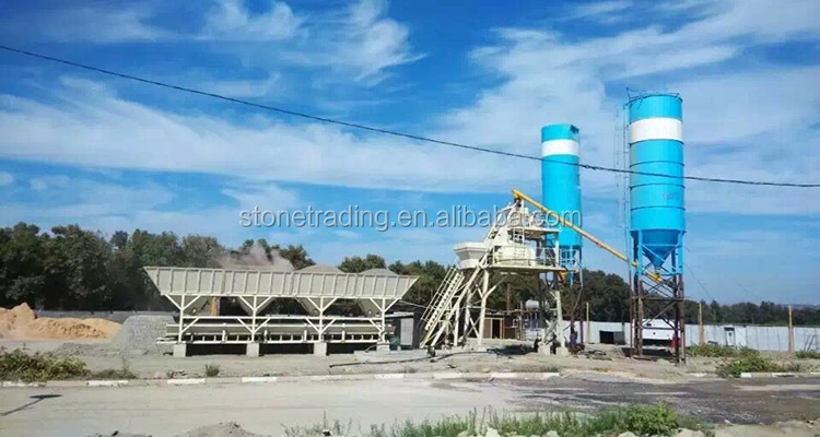 China Professional Manufacturer New Product station, 25M3/H Concrete Mixing Plant