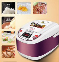 Hot Selling 304 Stainless Steel Cheap 5L Electric Rice Cooker