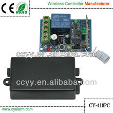 Intelligent Rf Remote Controller Receiver And Controller Modules CY418PC