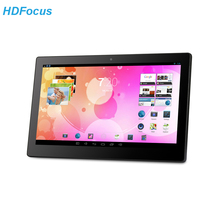 15.6 Inch LCD Capacitive Touch Screen All In One PC Android Tablet for advertising