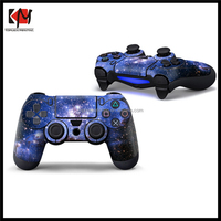 Good quality most popular for ps4 console/controller skin sticker
