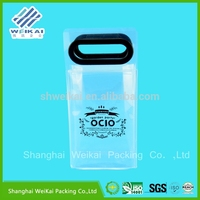 plastic ice bag for wine WKP8573