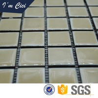 China glazed ceramic wall tile ceramic mosaic roof tiles