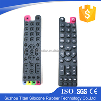Specialized suppliers conductive function keypad,push button switch