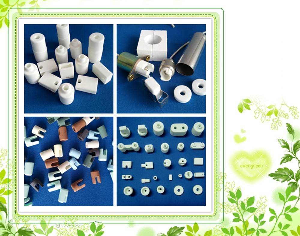 New style best selling alumina ceramic connector block
