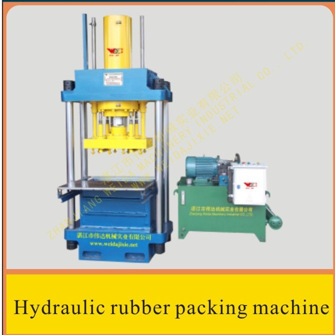 rubber machine