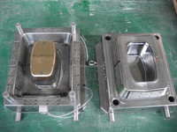 18L Plastic bucket mould for fishing tackle
