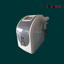Portable Q switched nd yag laser tattoo removal / body tattoo removal machine for sale E-36