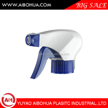 Hot-sale high quality colorful plastic chemical resistant trigger sprayer