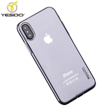 New Fit Shockproof For iPhone X Case TPU Transparent Clear Phone Cases Cover For iPhone x 10 Case