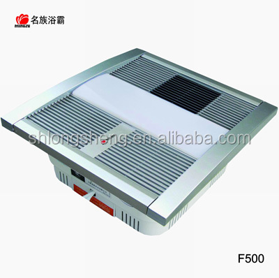ceiling PTC electric fan heaters, exhaust fan/lighting/heating in 1