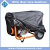 Breathable Made of High quality Polyester Genset Rain Generator Covers