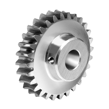 High Hardness Customized Qualified Steel Gear for Paper Shredder