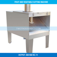 Fruit and Vegetable Cutting Machine, Fruit and Vegetable Cutting Circle Machine - TT-VC600-S