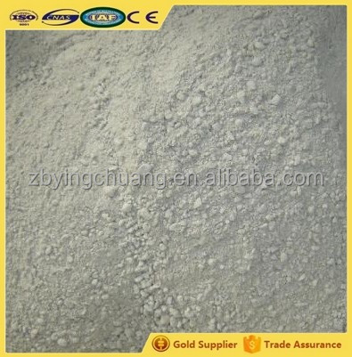 Light weight insulating refractory castable cement