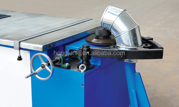Round Elbow Machine HJWT1000, The cheapest tube making Machine