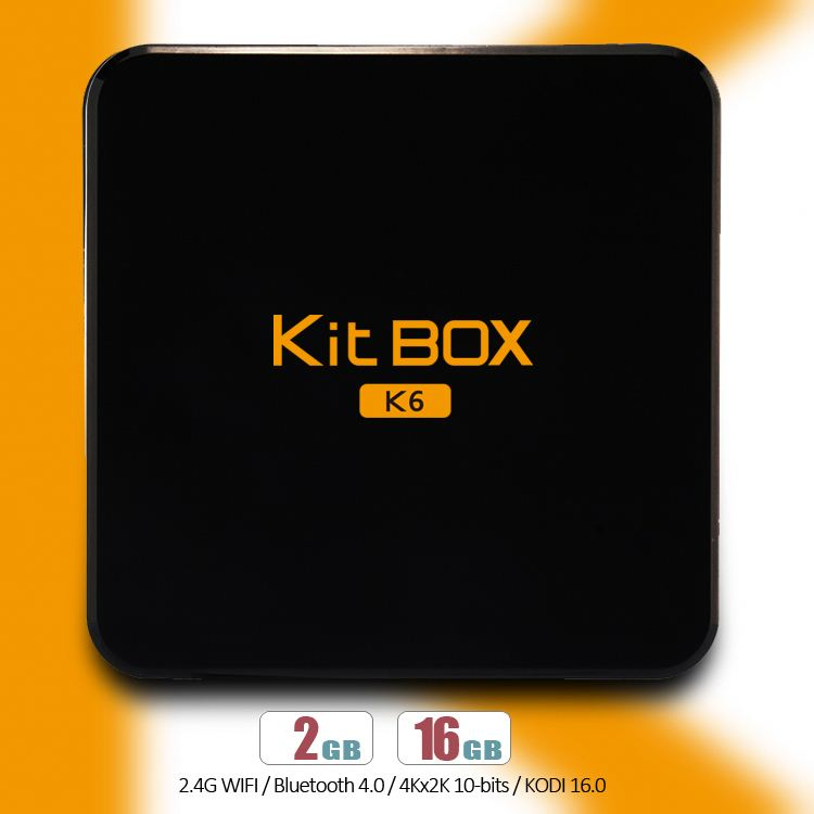 Gaoxin factory android5.1 4 core android tv pvr box