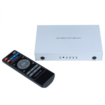 Newest HD 1080P HDMI Video Capture with playback function and remote control - ezcap291