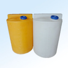 Food grade PE plastic chemical barrel dosing tank