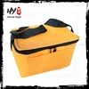 Elegant non-woven picnic cooler bag, bottle wine cooler tote bag, non woven cooler bag