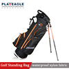 Wholesale Nylon Golf Stand Bag Ladies Golf Bag Custom Logo Golf Bag Parts
