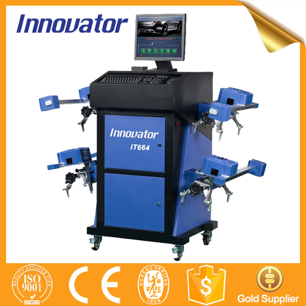 Automatic CCD digital wheel aligner IT664