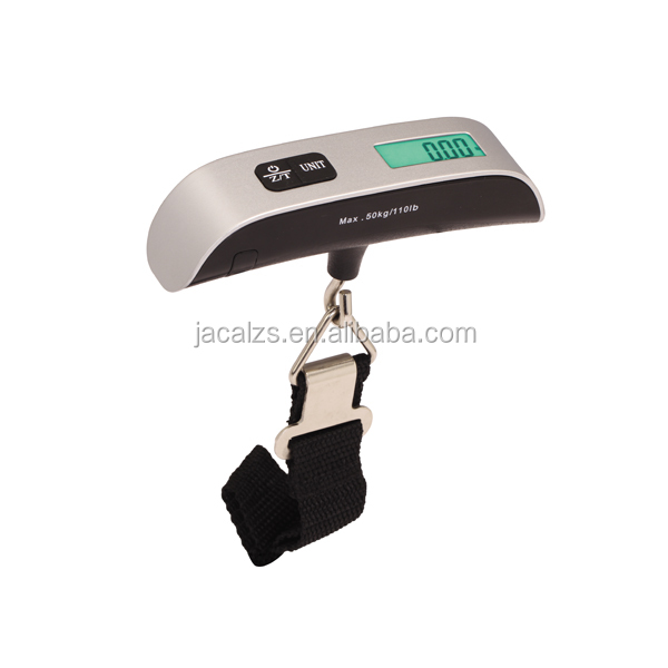 50kgTravel Digital Luggage Scale portable electronic scale to weigh weighing scale