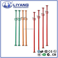 Q235 adjustable post shore steel props scaffolding prop