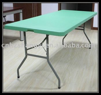 Outdoor Furniture Ft White Plastic Folding Rectangular Conference - 6ft conference table