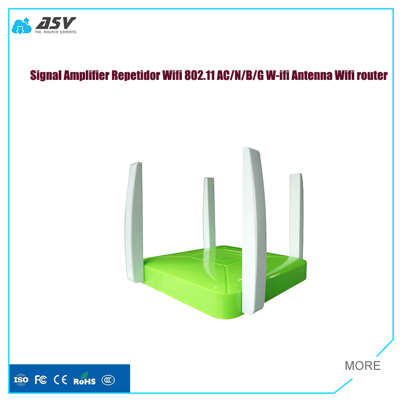 OEM High Power 11AC Dual Band access point wireless Wifi Router